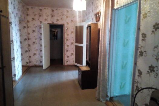 3-комнатная квартира, с. Большое Туманово