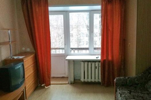 Комната в общежитии на ул. Жуковского