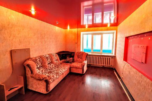 3-комнатная квартира, ул. Красный Путь